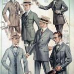 Figurini giacche uomo