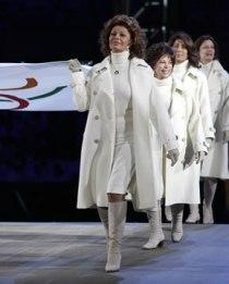 Max Mara alle Olimpiadi invernali di Torino