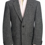 Modello Laxdale Harris Tweed