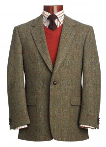 Modello Taransay Harris Tweed