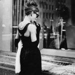 """Audrey Hepburn in """"Colazione da Tiffany"""""""