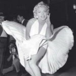 Marilyn Monroe dal film Qundo la moglie è in vacanza