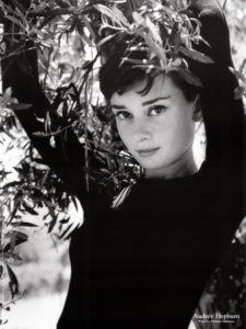Audrey Hepburn ph Eugene Robert Richee