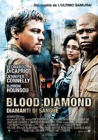 Locandina del film Blood Diamond