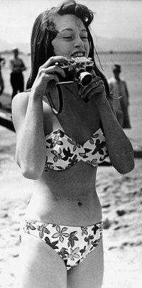 """Brigitte Bardot in """"E Dio creò la donna"""""""