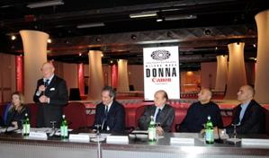 Tavolo dei relatori - Courtesy CNMI