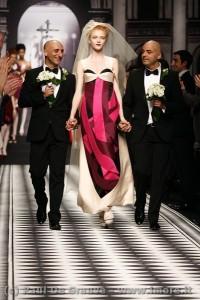 Stilisti di Frankie Morello -ph Paul De Grauve