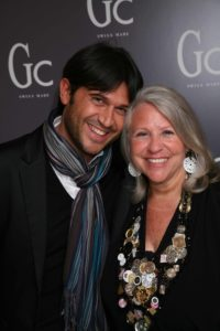 Cindy Livingston e Stefano Sanrangelo