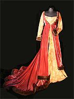 abito da sposa nel Medioevo