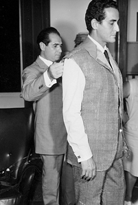 Angelo Litrico e Vittorio Gassman