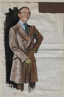 Bozzetto Christian Barnard -courtesy Litrico