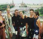 Modelle in abiti Balla (Museo Puskin, Mosca 1995)