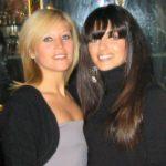 Le designers Jennifer Portman e Natalia Barbieri