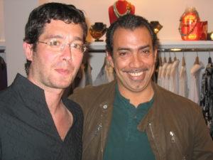 Gianni de Benedittis e Guillermo Mariotto