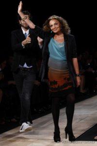 Diane von Furstemberg - ph: Paul De Grauve