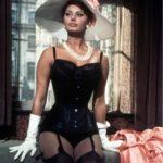 """Sofia Loren in """"La Miliardaria"""""""