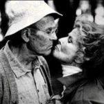 "Henry Fonda e Katharine Hepburn in ""Sul Lago Dorato"""