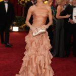 Demi Moore in Versace