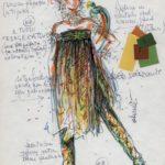 Bozzetto di Adriana Berselli (3)- Fondo Adriana Berselli, Biblioteca Luigi Chiarini, Fondazione C