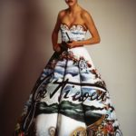 Gattinoni Haute Couture, 1995 -Archivio Gattinoni