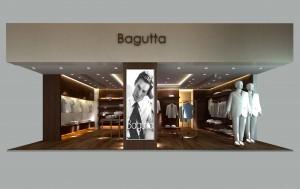 Il nuovo store di Bagutta a Shanghai