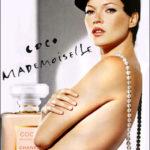 Kate Moss per Coco Madamoiselle