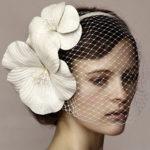 Veletta per abito da sposa