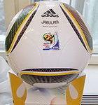 """""""Jabulani"""", il pallone prodotto dall' Adidas per i mondiali"""