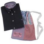 Interno fantasia per la camicia di Hrmont & Blain
