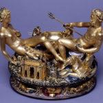 Cellini - Saliera di Francesco I
