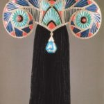 Gioiello da corsetto Liberty 1925