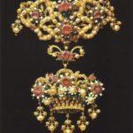 Gioiello da corsetto, Sicilia XVII secolo