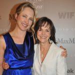 Cynthia Pushek e Sally Field in Max Mara