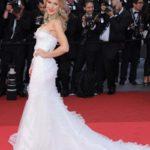 Hofit Golan a Cannes in Alberta Ferretti