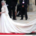 Abito da sposa di Kate Middleton