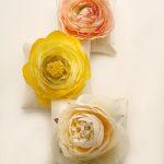 Cuscinetto in mikado di seta - Confetteria Conti