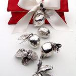 Veri frutti bagnati in argento - Confetteria Conti