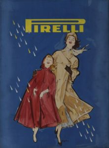 Manifesto pubblicitario del 1953