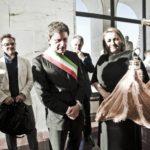 G. Alemanno, S. V. Fendi, Borsa Arnoldo e Battois; courtesy by AltaRoma