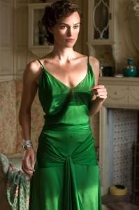 Keira Knightley in espiazione