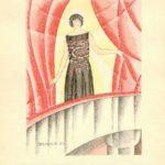 Thayaht - disegno per Madame Vionnet