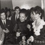 1971. Audrey Hepburn con Irene Galitzine