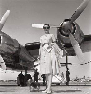 16 giugno 1958. Un'elegantissima Audrey