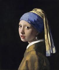 Johanness Vermeer - La ragazza con lorecchino di perla