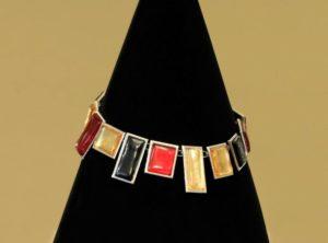 Collana Haute Couture di Yves Saint Laurent anni 70