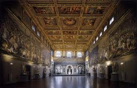 Palazzo Vecchio Sala dei 500 -