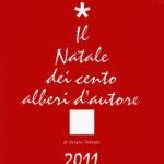 Natale 100 Alberi d' Autore 2011 logo