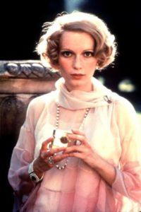 Mia Farrow nel film