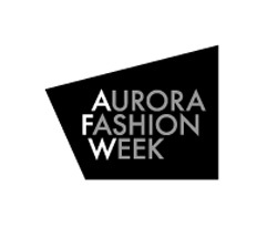 "Logo ""Aurora Fashion Week"""