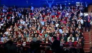 Il pubblico di Sanremo 2012